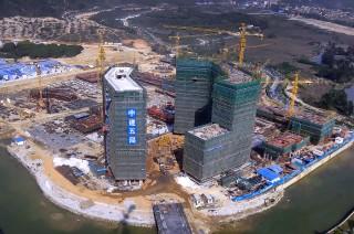建造中:小径湾二期三期