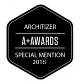 2016Architizer A+ 特别奖