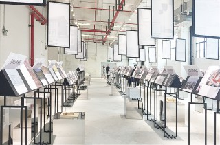 展览:米兰世博会中国馆于上海城市空间艺术季展出