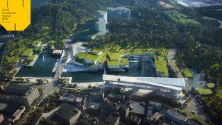 奖项:深圳鹭湖科技文化中心(三馆)项目将竞逐2018年世界建筑节大奖