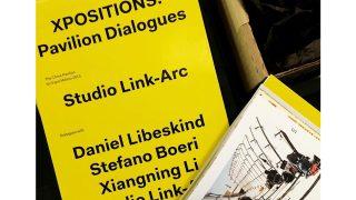 出版:Link-Arc 建筑师事务所新书《XPOSITIONS, The Pavilion Dialogues》