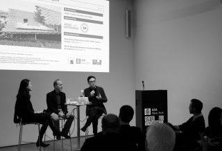 讲座:美国纽约建筑师学会主题座谈会