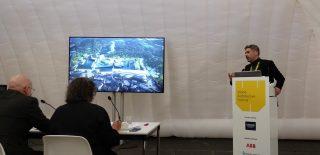 快讯:Link-Arc 在2018年世界建筑节上汇报展示方案