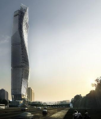 OCT Tower