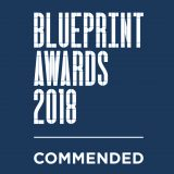 2018 BLUEPRINT AWARDS BEST PUBLIC-USE PROJECT: PRIVATE FUNDING – COMMENDED