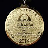 2019 ARCASIA AWARDS FOR ARCHITECTURE DHAKA GOLD