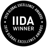 2018 IIDA GLOBAL EXCELLENCE AWARDS – INSTITUTIONAL
