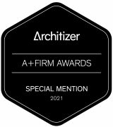 2021 ARCHITIZER A+FIRM AWARDS, SPECIAL MENTION