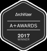 2017 ARCHITIZER A+ AWARDS POPULAR CHOICE AWARD