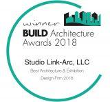 2018 BEST ARCHITECTURE EXHIBITION DESIGN FIRM