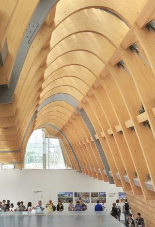 Award: WAN Wood in Architecture 2015