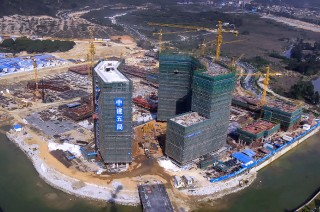 In Construction:  Xiaojingwan Phases II & III